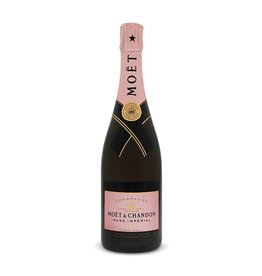 Moet & Chandon Rose Brut ABV: 12% 750mL