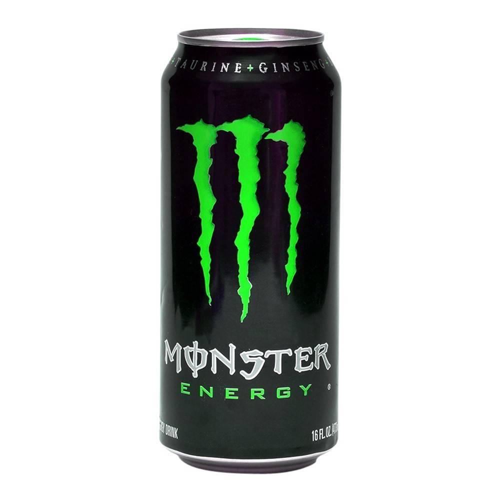 Monster Energy 16 OZ