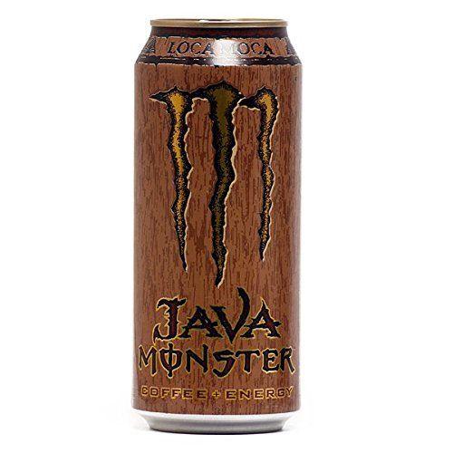 Monster Energy Loca Moca 16 OZ