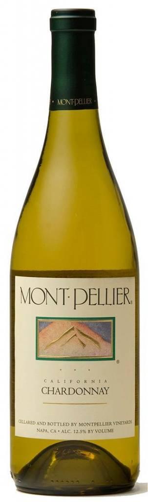 Montpellier Chardonnay 2016 ABV: 12.5%  750 mL
