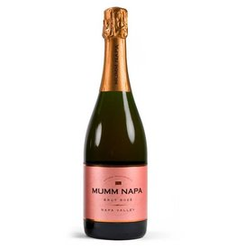 Mumm Napa Brut Rose ABV: 12.5%  750ml