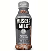 Muscle Milk 40G Protein Shake Pro Series Knockout Chocolate 14 OZ