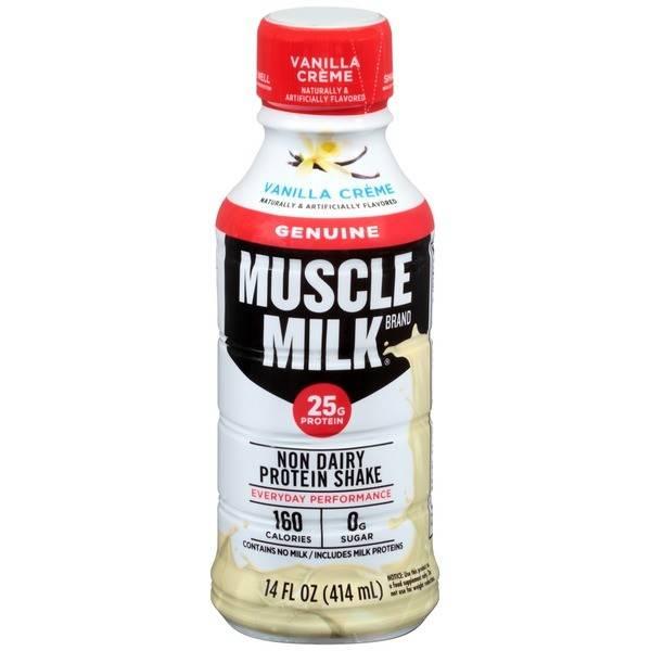 Muscle Milk Protein Shake Vanilla 25g