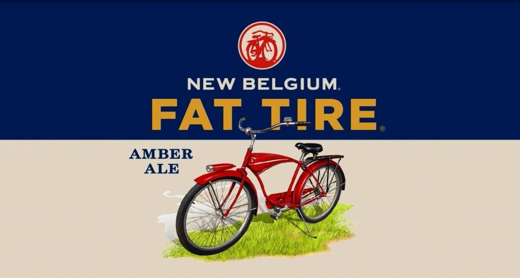 New Belgium Fat Tire t ABV: 5.2%  6 Pack