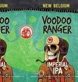 New Belgium Voodoo Ranger IPA ABV: 5.2% 6 pack