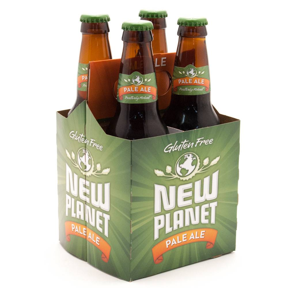 New Planet Pale Ale 4 Pack