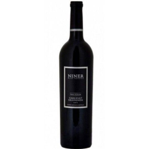 Niner Cabernet Sauvignon 2013 ABV: 14.5%  750 mL