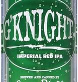 Oskar Blues Brewery G' Knight Red IPA ABV: 8.7%