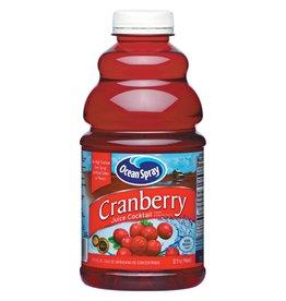 Ocean Spray Cranberry Juice 32 oz