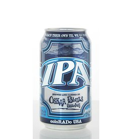 Oskar Blues Brewery IPA ABV: 6.43% 6 Pack