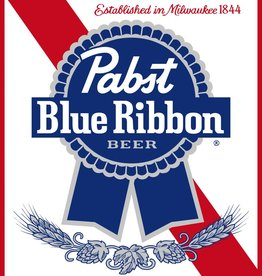 Pabst Blue Ribbon ABV: 4.74%  12 Pack