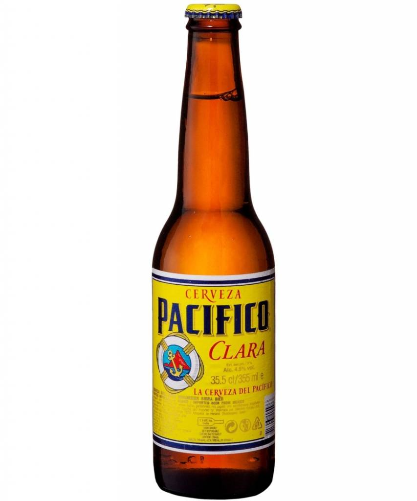 Pacifico ABV: 4.5%  6 Pack