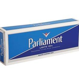 Parliament Lights Box Cigarettes
