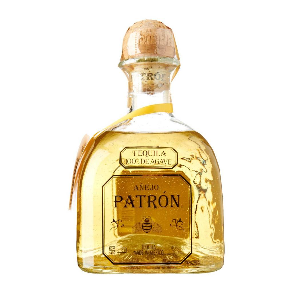 Patron Anejo Tequila Proof: 80  375 mL