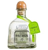 Patron Silver Tequila Proof: 80  375 mL