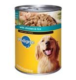 Pedigree Chunky Chicken 13.2 oz