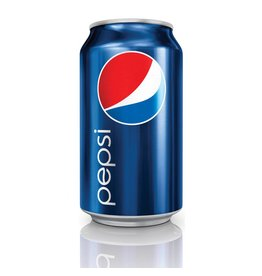 Pepsi Can 16 OZ