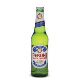 Peroni Nastro Azzuro ABV: 5.1%  6 Pack