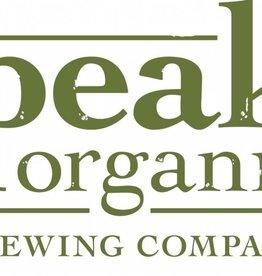Peak Organic Fresh Cut Pilsner ABV: 4.7%  12 Pack