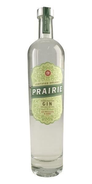 Prairie Gin Proof: 80  750 mL