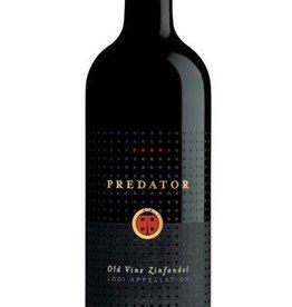 Predator Zinfandel Old Vine Lodi 2015 ABV: 15%  750 mL