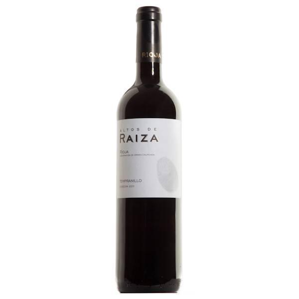 Raiza Reserva Tempranillo Rioja 2015 ABV: 14% 750mL
