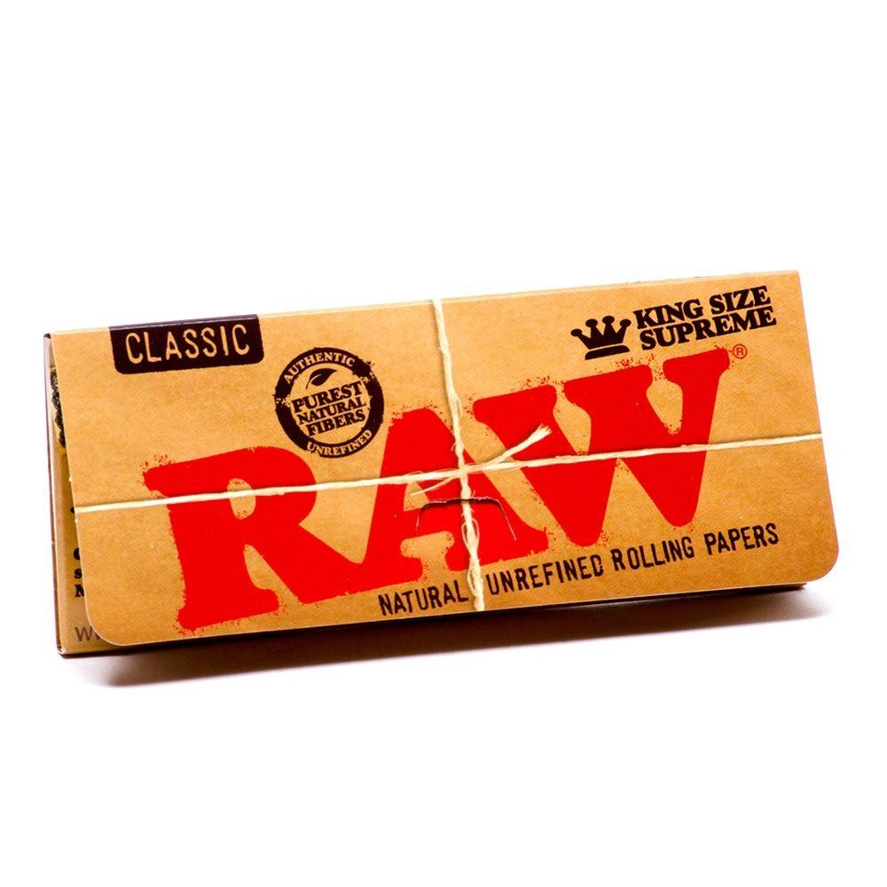 Raw King Supreme Rolling Papers