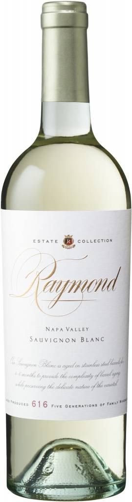 Raymond Sauvignon Blanc ABV: 13.5%  750 mL