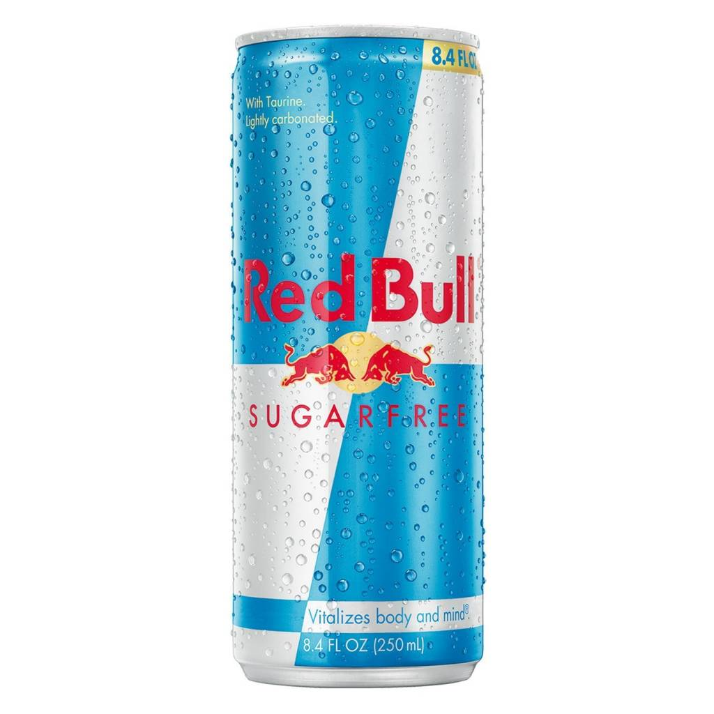 Red Bull Sugarfree 16 fl oz