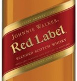 Johnnie Walker Red Label Scotch Whisky Proof: 80  750 mL