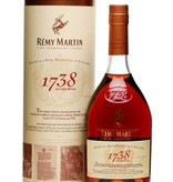 Remy Martin 1738 Proof: 80   375 ML