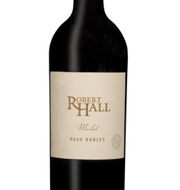 Robert Hall Merlot 2015  ABV: 14.5%  750 mL
