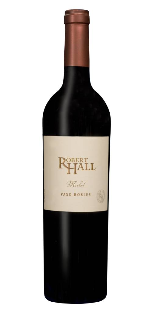 Robert Hall Merlot 2015  ABV: 14.5%  750 mL