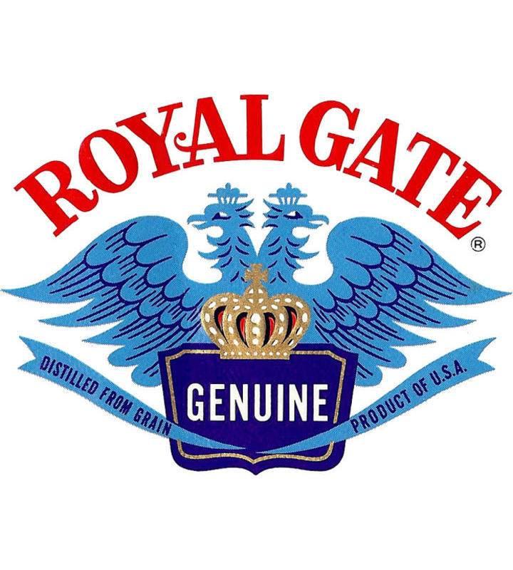 Royal Gate Vodka Proof: 80  375 mL