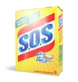 S.O.S. Steel Wool Pads 4 pads