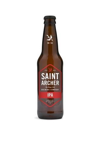 Saint Archer IPA ABV: 7%  6 Pack