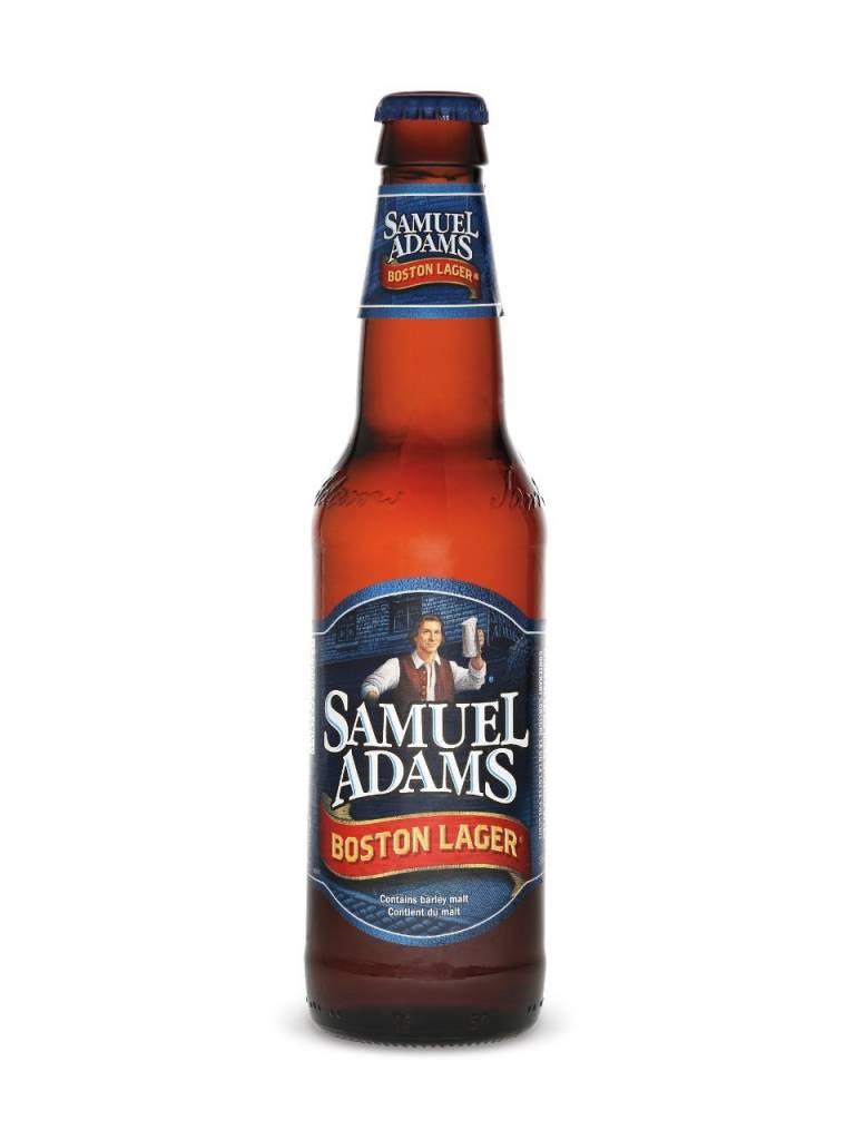 Samuel Adams Boston Lager ABV 5% 6 packs