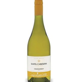 Santa Carolina Chardonnay 2016 ABV: 14%  375ml