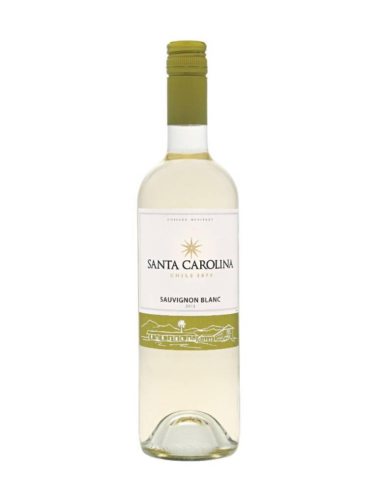 Santa Carolina Sauvignon Blanc 2016 ABV: 13%  375 mL