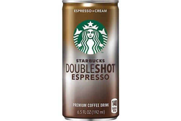Starbucks Double Shot Coffee Espresso & Cream 6.5 OZ