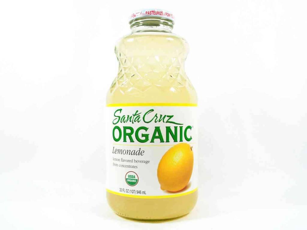 Santa Cruz Organic Lemonade Juice 32 OZ
