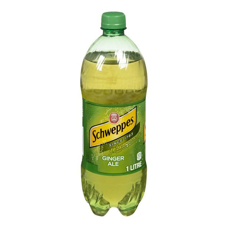 Schweppes Ginger Ale 20 OZ