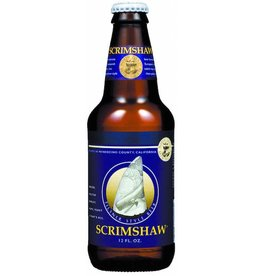 North Coast Brewing Co. Scrimshaw Pilsner ABV: 4.4%  1 Pint