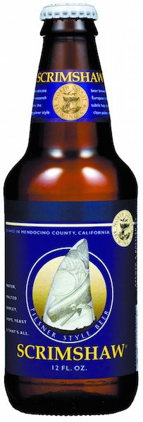 North Coast Brewing Co. Scrimshaw Pilsner 6 Pack