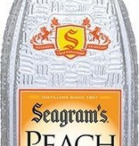 Seagram's Peach Vodka Prof: 80  750 mL