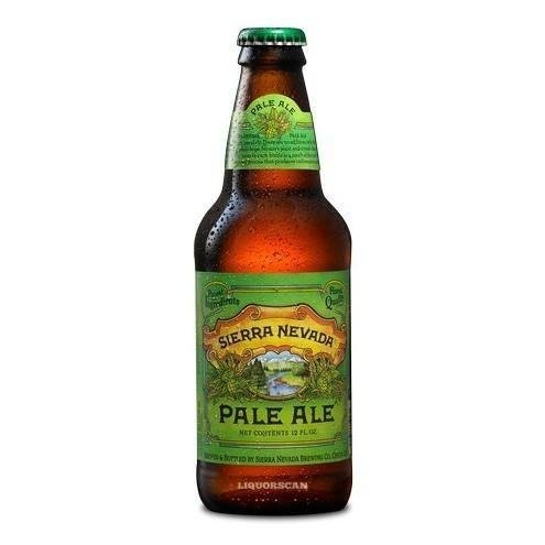 Sierra Nevada Pale Ale ABV: 5.6%  6 Pack