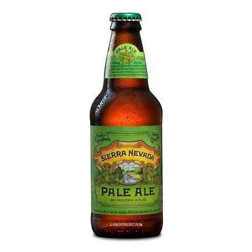 Sierra Nevada Pale Ale ABV: 5.6% 12 Pack Can