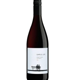 Simple Life Pinot Noir 2016 ABV: 13.5%  750ml