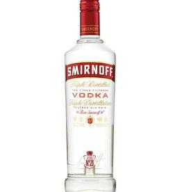 Smirnoff Vodka Proof: 100  375 mL