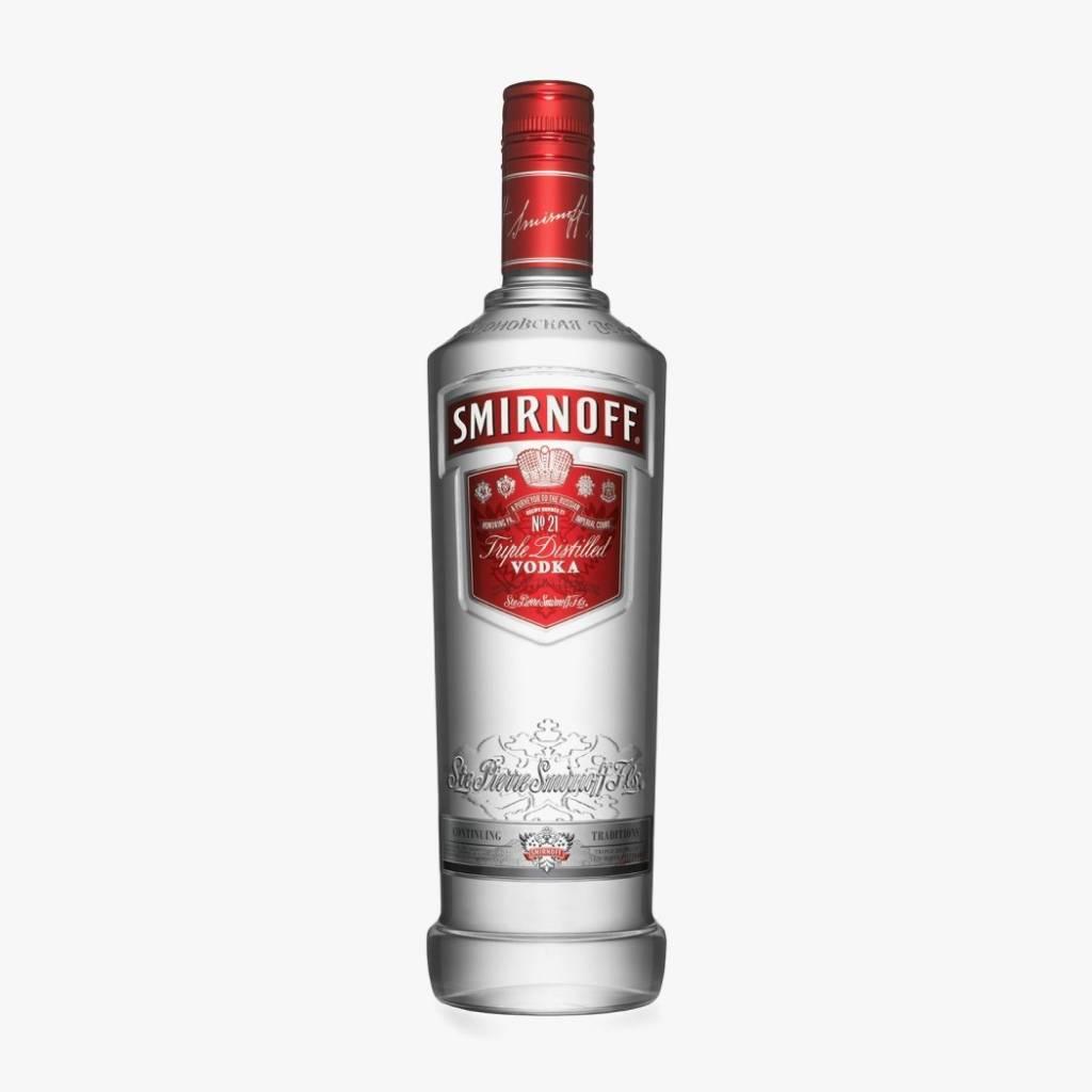Smirnoff Vodka Proof: 80  375 mL